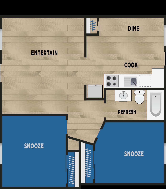 2 Bedroom Apartments Denver: Denver Colorado Apartments