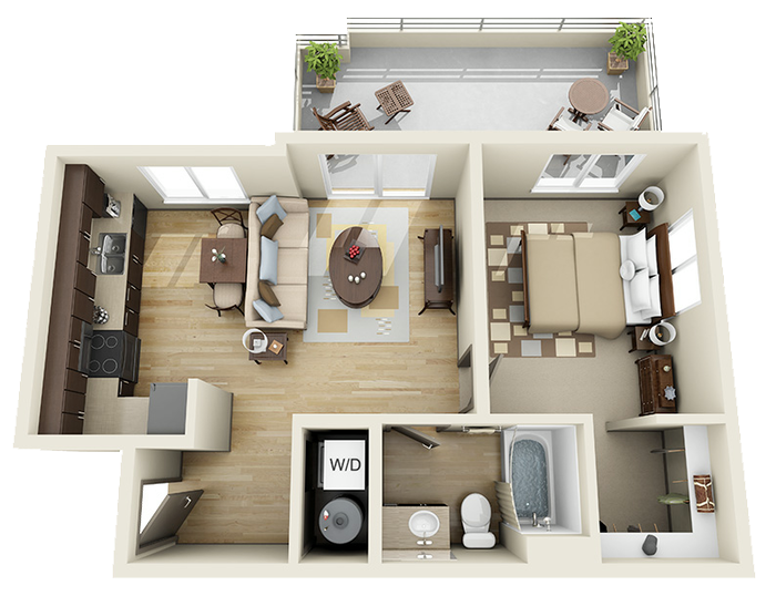Featured Floorplan