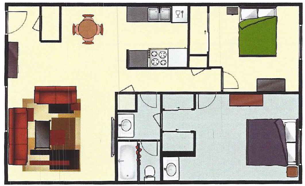 Denver 2 Bedroom Apartments Denver Apartments 2 Bedroom