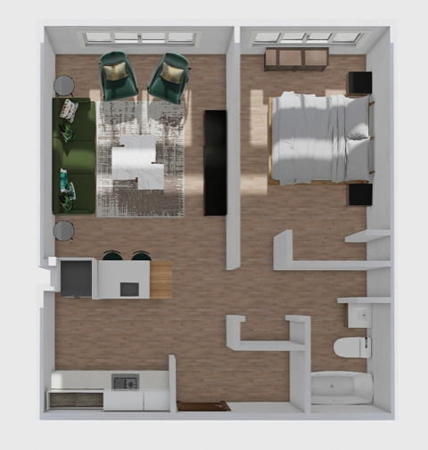 Sloan S Lake Apartments The Elements At Sloan S Lake Home