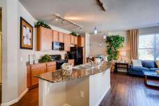 5151 Downtown Littleton Apartment Kitchen
