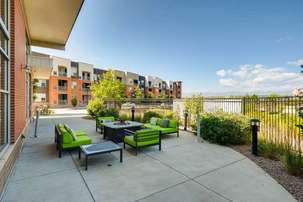 5151 Downtown Littleton Outdoor Deck