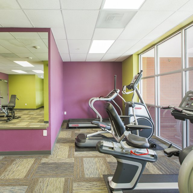 Florence Square Apartments Gym
