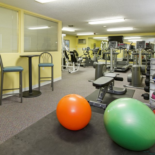 Sterling Heights Apartments - Fitness Center