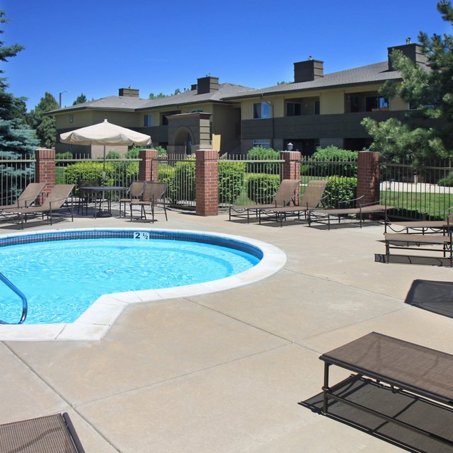Copper Ridge Apartment Homes Splash Pool