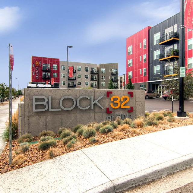 Block at 32 RiNo Apartments In Denver
