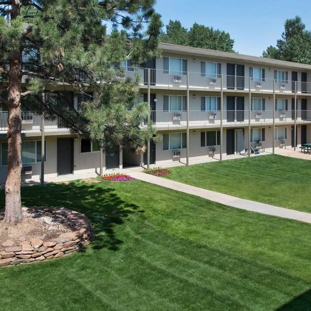 Park Place At Expo Apartments Aurora
