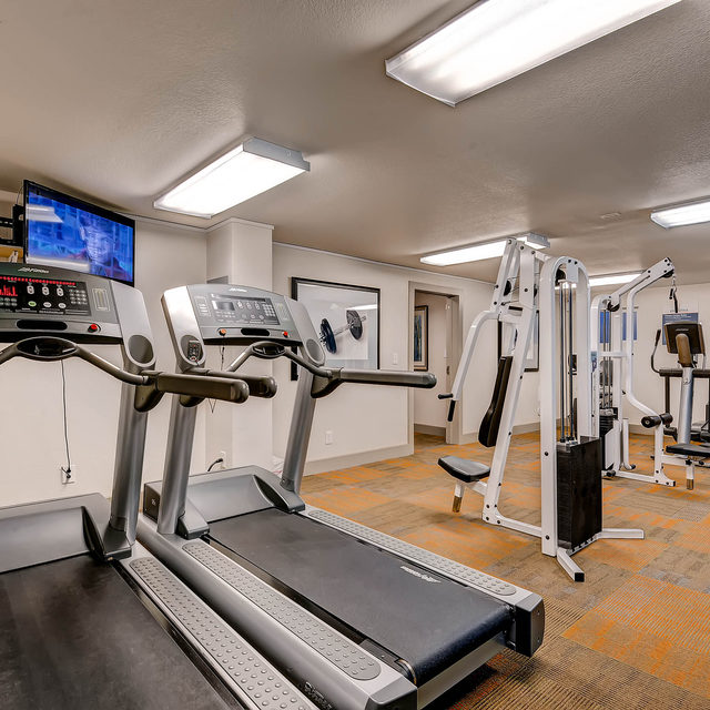 Park Place At Expo Apartments Fitness Center
