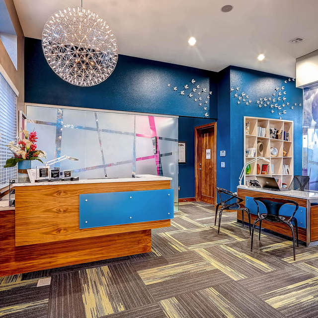 Terra Vida - Interior Leasing Office