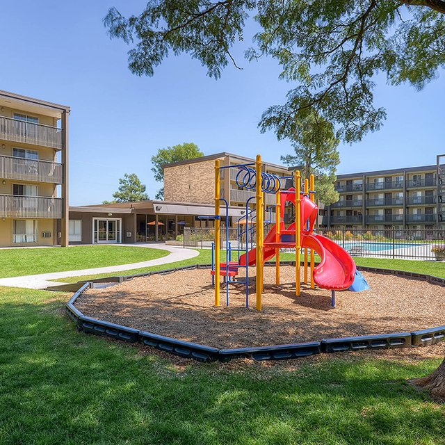 Mosaic Apartments Playground