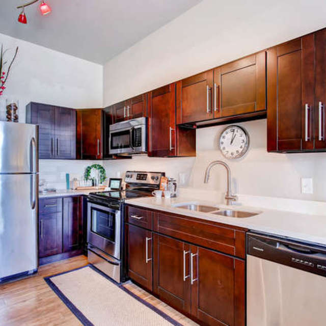 Old Town Flats - Kitchen applicances