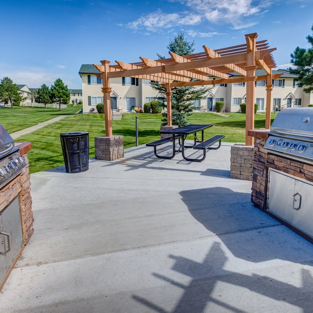 Sunset Peak - Outdoor bbq and recreational area