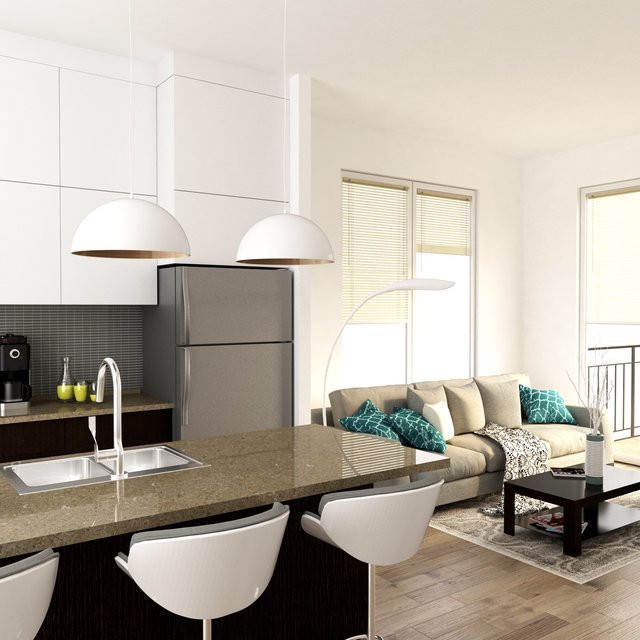 Villas at Holly - New 1 Bedroom
