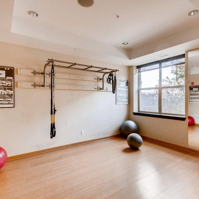 Arrow Ridge Apartments: Lone Tree Apartments Fitness Center