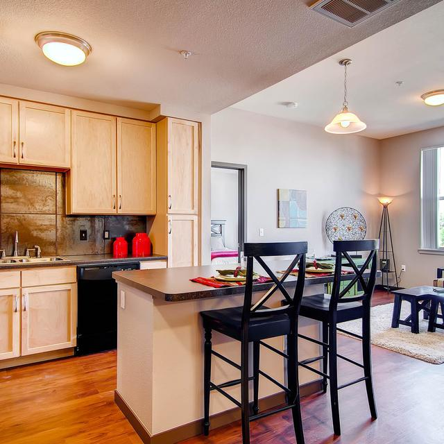 22 Beautiful Kitchen Design For Loft Apartment: Income Based Housing Colorado