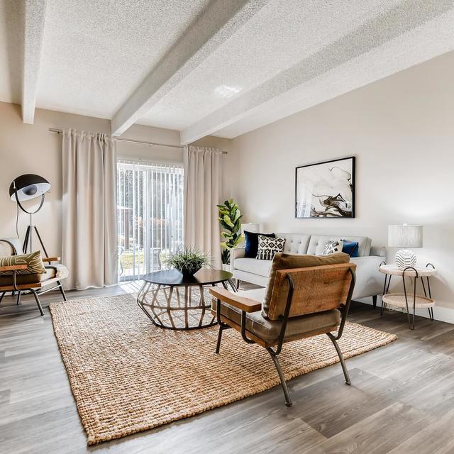 1 Bedroom Loft Apartment: One Bedroom Apartments Denver