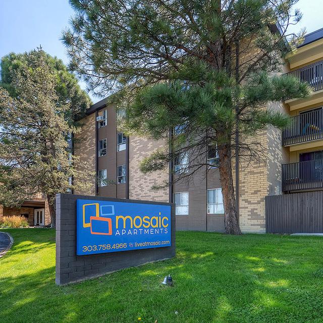 Denver Colorado Apartments Downtown | Mosaic | Home