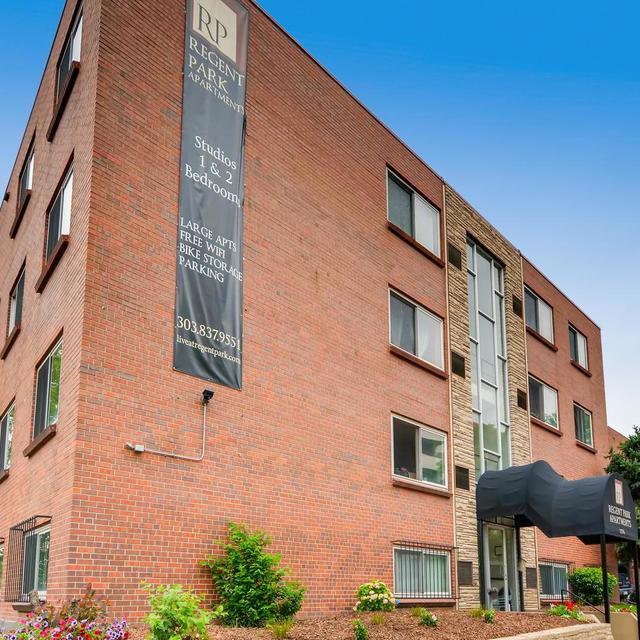 Center Park Apartments: Central Denver Apartments