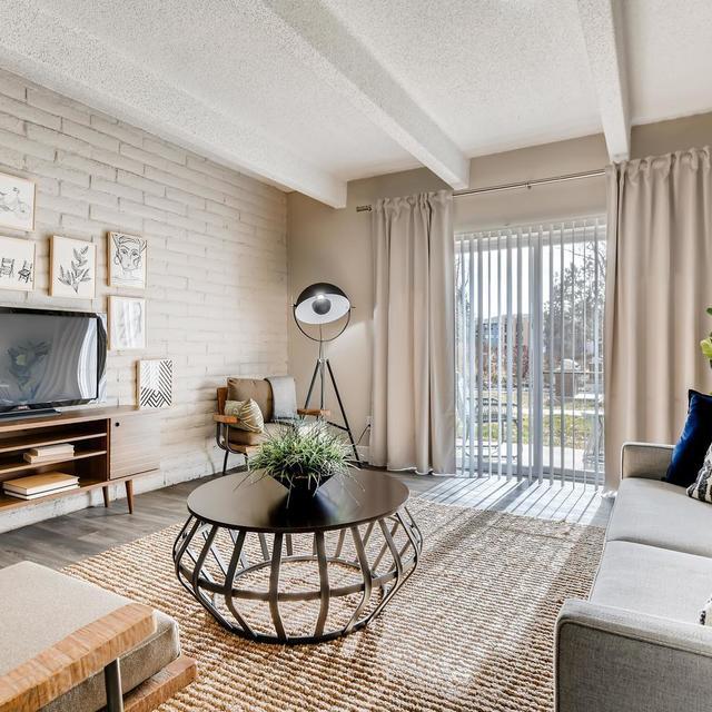 One Bedroom Apartments Denver | Loft 9 | Floor Plans