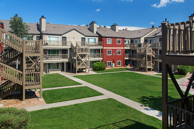 Exterior of Toscana-Apartments for rent in Arvada, Co
