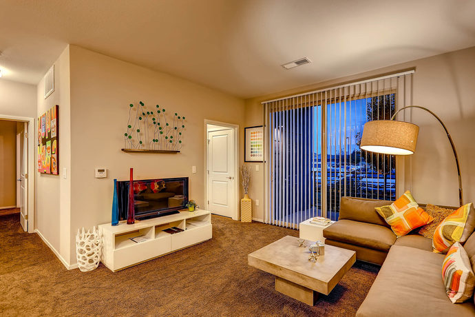 Living Room of  Terra Vida Apartments