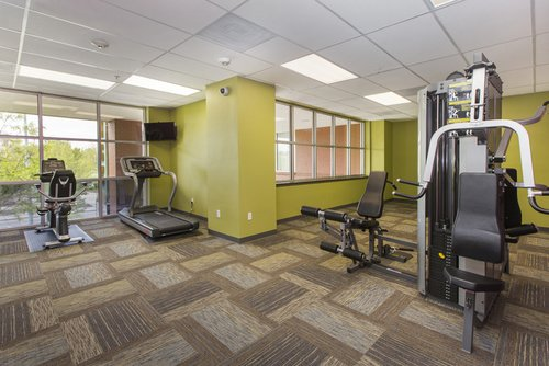Florence Square Apartment Fitness Center
