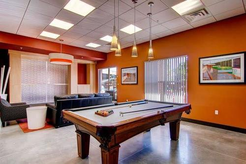 Evans Station Lofts Pool Table