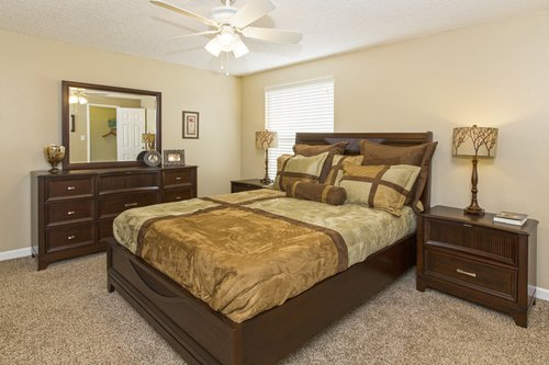 Sterling Heights Apartments - Bedroom