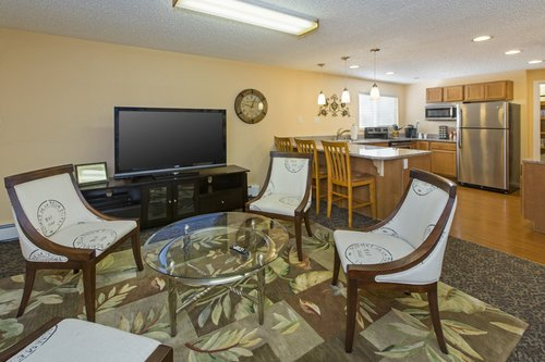 Sterling Heights Apartments - Clubhouse
