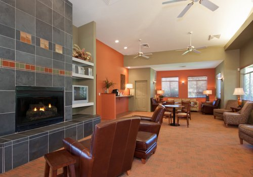Copper Ridge Apartment Homes Clubhouse