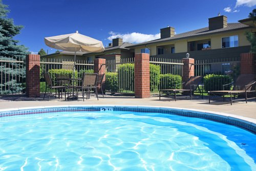 Copper Ridge Apartment Homes Pool