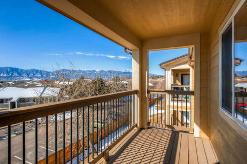 Bellaire Ranch Apartment Private Balcony