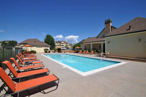Bellaire Ranch Resort-Style Pool