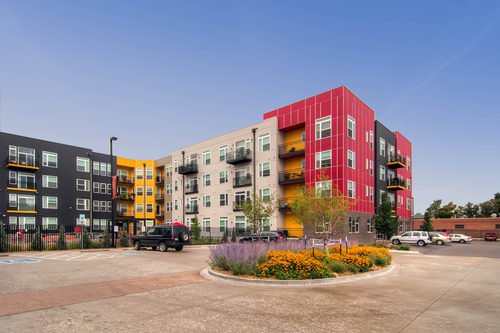 Block at 32 RiNo Apartments In Denver, CO