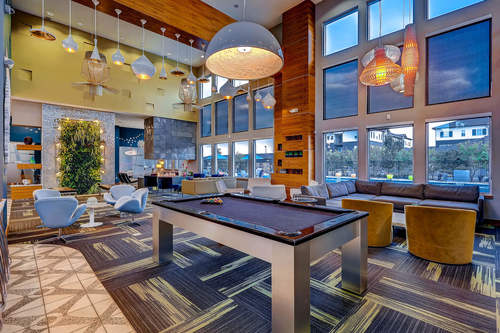 Terra Vida - club house recreation room
