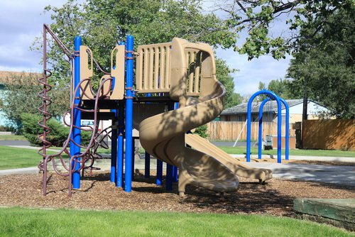 Newport Village - Playground amenity