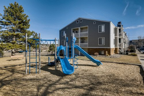 Villas at Holly - Community Playground