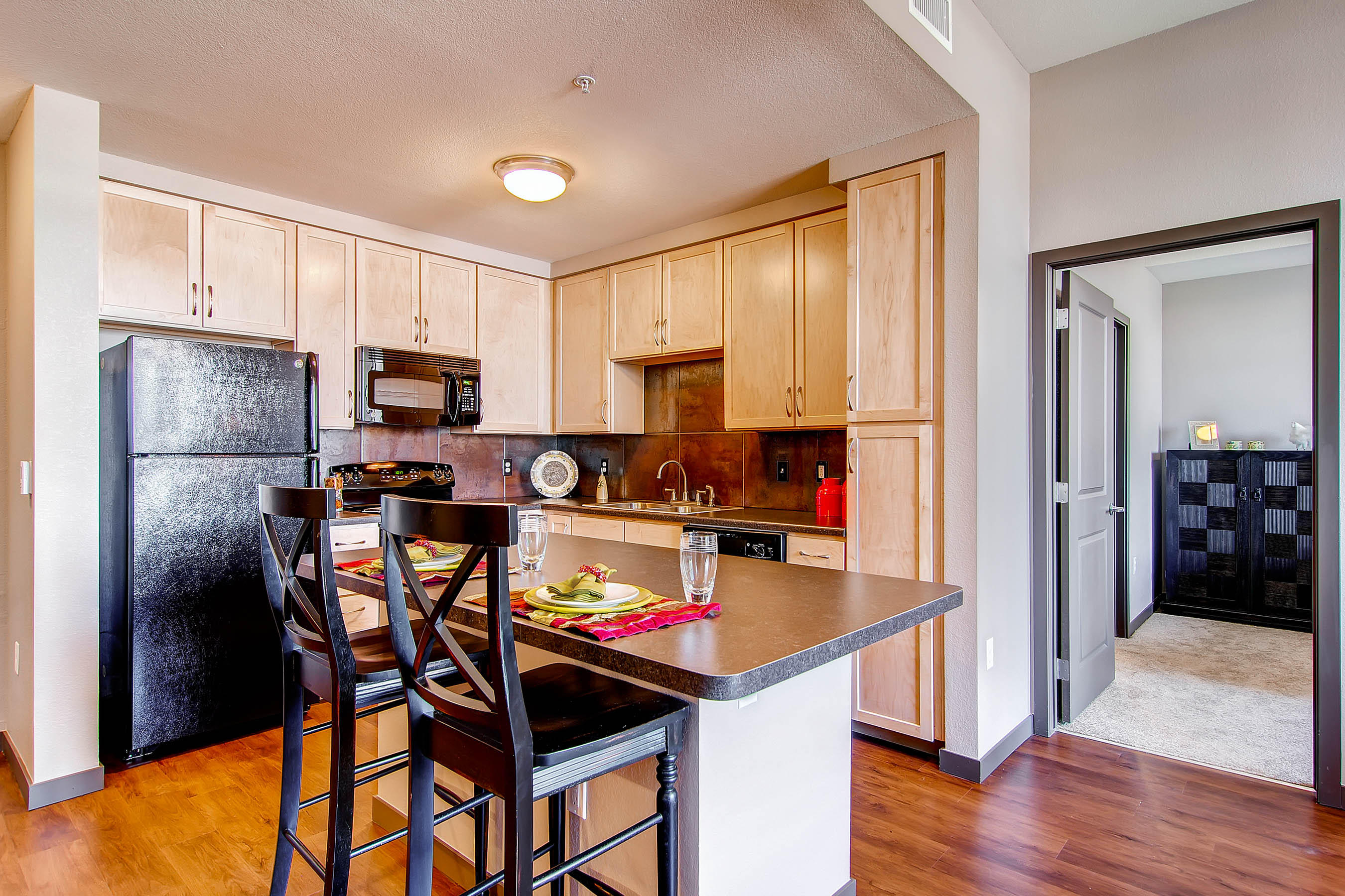 Denver CO Apartment | Evans Station Lofts | Floor Plans